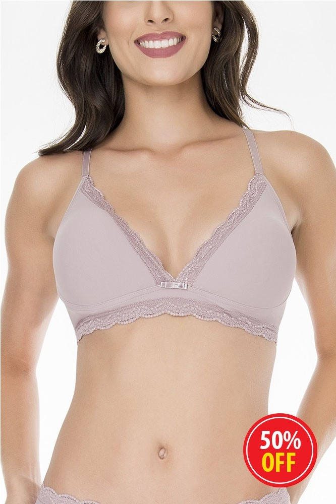 Sutiã Light Strappy